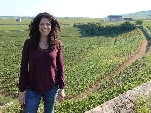 deborah passin burgundy vineyard